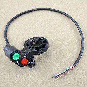 Light-Turn-Signal-Horn-Switch-Electric-Bike-Scooter