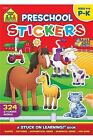 Preschool Stickers by Joan Hoffman (2006, Paperback)