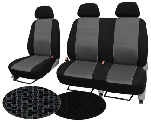 """VOLKSWAGEN CRAFTER 2006-2016 FRONT UNIVERSAL SEAT COVERS /""""TUNING/"""""""