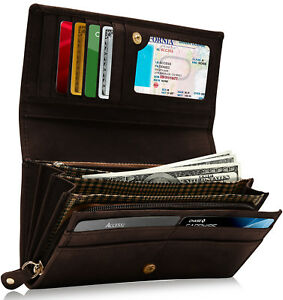 Genuine-Leather-Wallets-For-Women-Floral-Accordion-Ladies-Wallet-RFID-Blocking