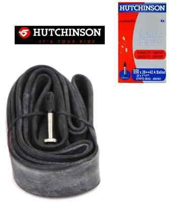 "Chambre a air velo HUTCHINSON 550 x28A Ballon 24/""x1.70 bicycle inner tube 550A"