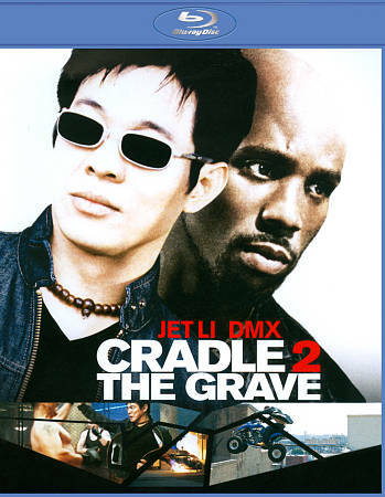 CRADLE 2 THE GRAVE BLU-RAY BRAND NEW FACTORY SEALED MINT Jet