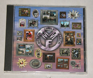 Million-Family-March-by-Various-Artists-CD-Oct-2000-Blackground-Free-Ship-USA