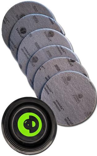 "TruCut Bowling Ball Surface Kit6/"""