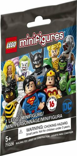 Minifigures DC Super Heroes Series 71026 Collectible Set,New 2020 1 of 16 LEGO