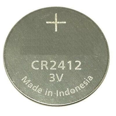 Batería de litio 3v Cellsius 2412 CR2412 DL2412-Brand New Reino Unido
