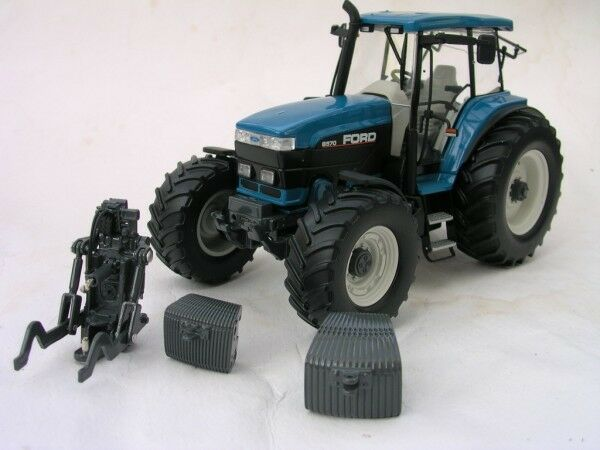 Imber Modèles Ford 8970 tracteur échelle 1 32 BOXED Limited edition