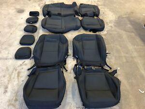 Factory Oem Cloth Seat Covers Jeep Wrangler Unlimited 4 Door Sahara