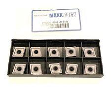 Maxx-Edge Carbide Turning Inserts CNMG 644-GR Grade ME1135 80° Diamond 10 Pack