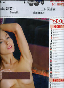 Calendario Meccanici.Dettagli Su Calendario 2018 Da Meccanico Barbiere Camionista 6 Donnine Discinte Cm 32 X 50