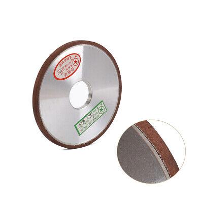 "5/"" Resin Diamond Grinding Wheel Carbide Cutter Grinder Metal Sharpener 32mm Hole"