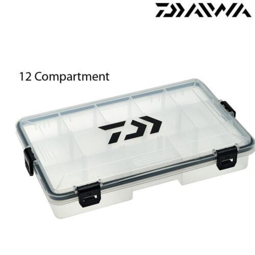 DAIWA Bitz scatola Tackle scatole esca compartimento gamma completa di Pesca grossa