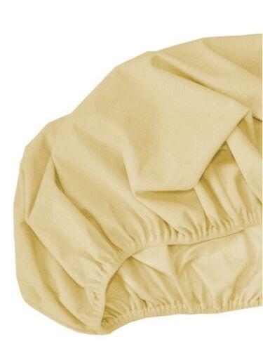 Best For Kids SPANNBETTLAKEN Jersey 55x90 cm für Beistellbett und Wiege 4Farben