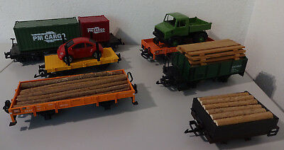 LGB 94005 Güterwagen DEV