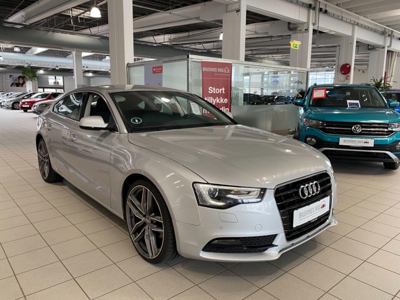 Audi A5 Billede 5