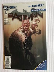 BATMAN-6-SEALED-COMBO-PACK-EDITION-NEW-52-DC-COMICS