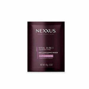 New-Nexxus-Step-2-Vital-8-In-1-Deep-Conditioning-Hair-Masques-1-5oz-Each