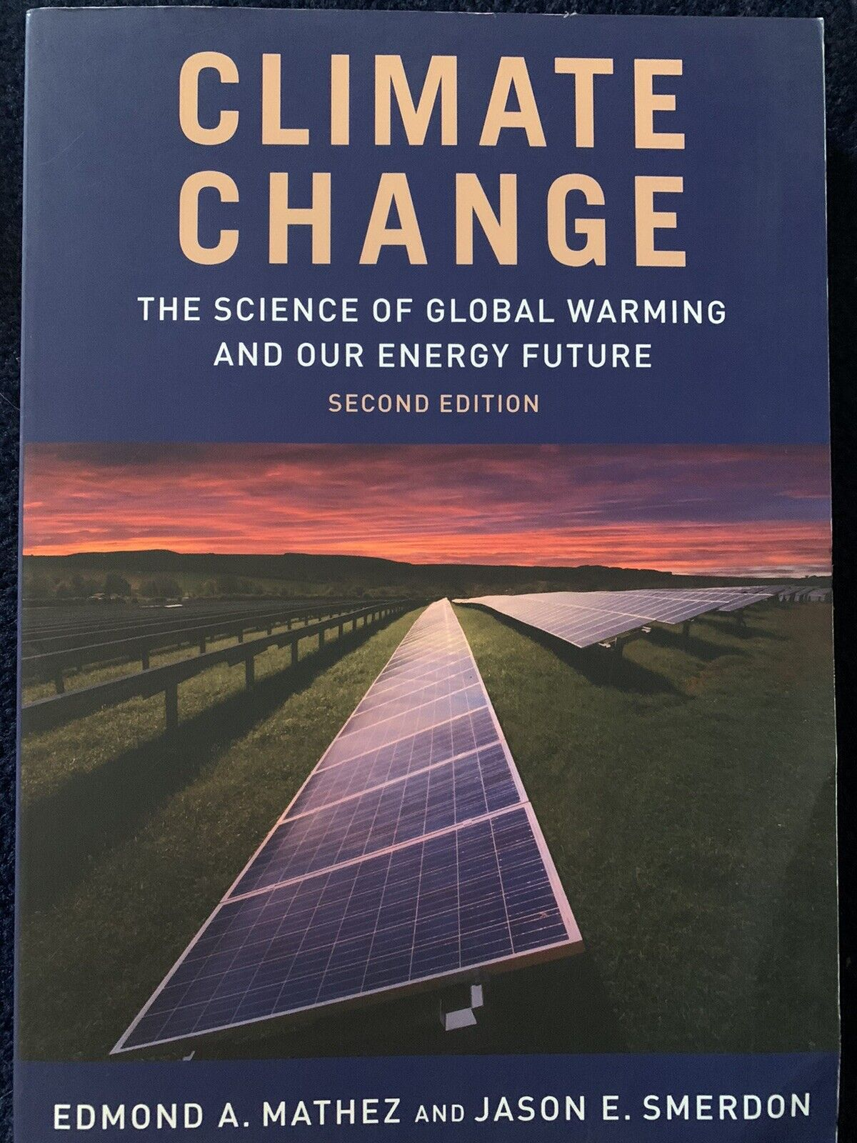 Climate Change The Science of Global Warming and Our Energy ...