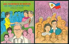 Philippine Illustrated Komiks ANG PAGBABALIK NI MARCOS Comics