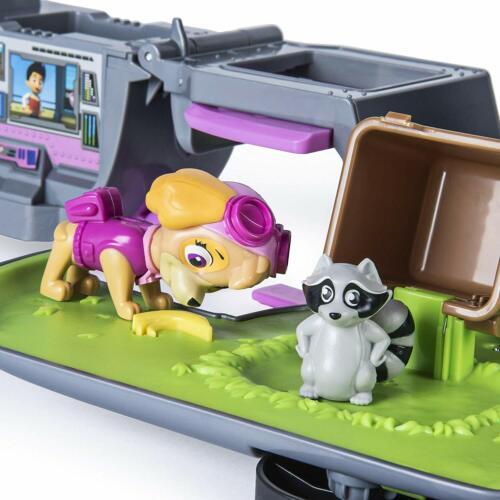 Skye Marshall PAW Patrol Transforming Ride N Rescue 2-dans 1 Figurines-Chase