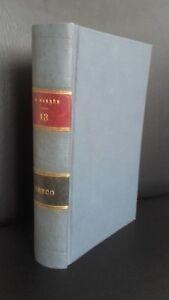 Greco Maurice Barras Carpintero 20 Impresión 1912 París Tomo 13 ABE
