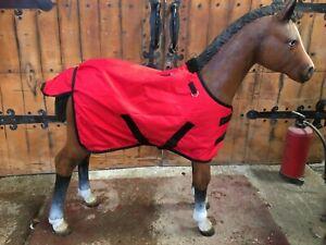 Mini Horse Foal Pony Turnout Rug