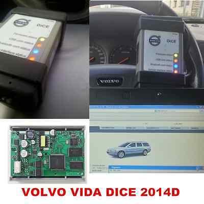 NEWEST FOR VOLV VIDA DICE 2014D CAR DIAGNOSTIC TOOL OBD2 FULL CHIP SCANNER ST