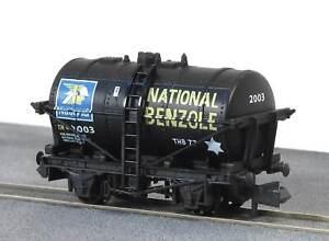 Peco-NR-P181-N-Gauge-Tank-Wagon-National-Benzole-No-2003