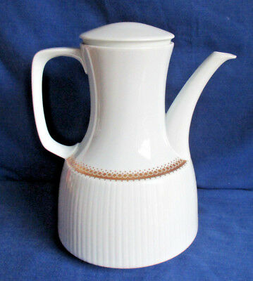 Kanne Kaffeekanne von Rosenthal aus der Serie Polygon Milos
