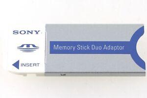Sony-Memory-Stick-Duo-Adapter-MSAC-M2-Speicherkartenadapter