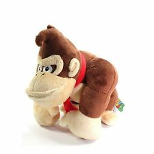 "Nintendo Super Mario 9"" Plush Sanei Doll - Donkey Kong"