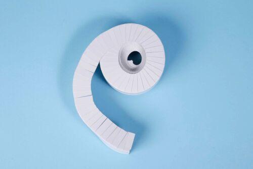 Endmanschettenband Sebald hellgrau für PVC Umantelung Rohrschalen