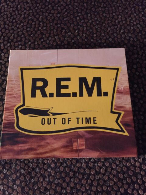 R.E.M. - Out Of Time [CD + DVD - Audio ] (2005 digipak ) 5.1 surround sound