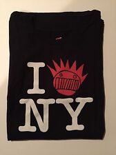 WEEN - I LOVE NEW YORK Boognish Logo Design Men's Shirt (XLARGE) WEEN