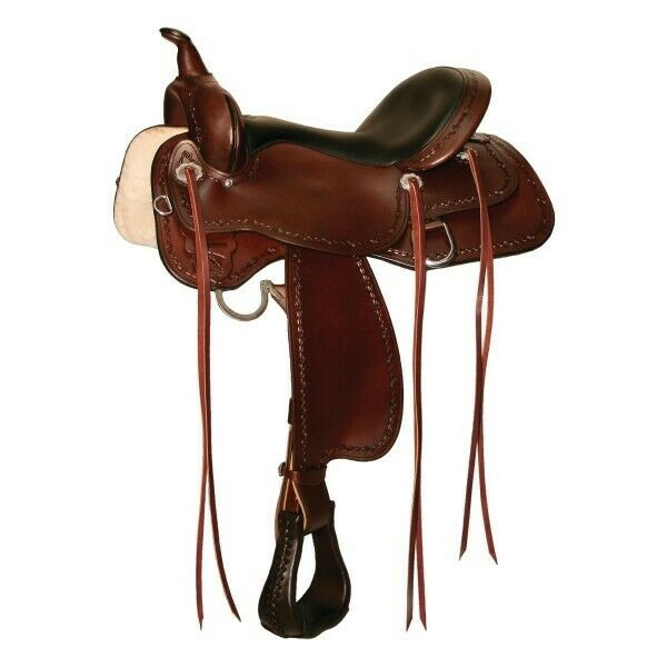 High Horse By Circle Y 16  Winchester Western Trail Saddle
