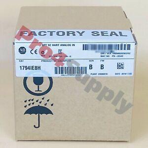 2018 New Sealed Allen Bradley 1794-IE12 1794-1E12 Flex I/O