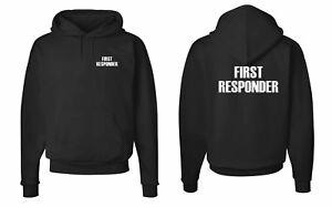 First-Responder-Emergency-Team-Hooded-Sweatshirt-S-5XL
