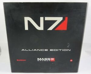 MASS-EFFECT-3-Alliance-Edition-LIMITED-1100-ex-XBOX-360-PAL-EURO-complete-RARE