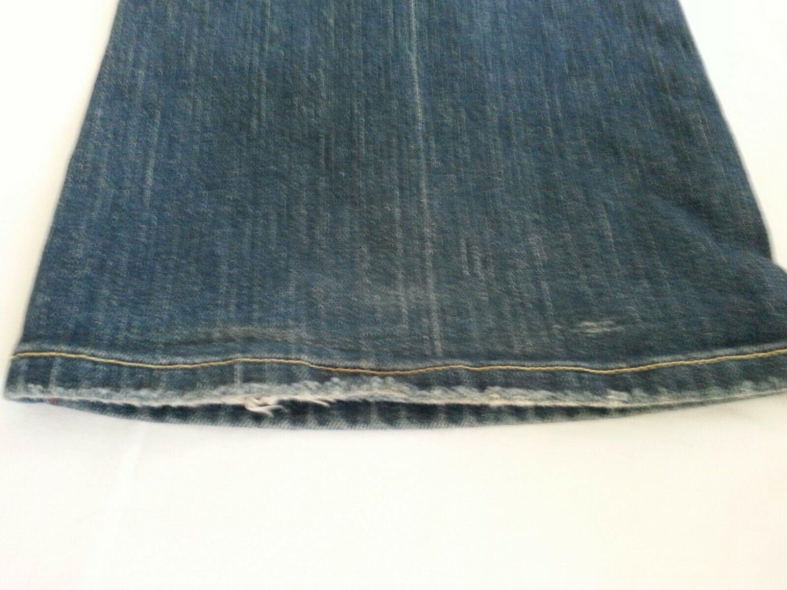 Vintage Women's Landlubber Denim Jeans Pants Size… - image 8