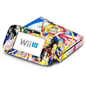 Nice Sony Ps4 Pro Skin Decal Sticker Vinyl Wrap Sailor Moon Pretty Guardian Video Games & Consoles Video Game Accessories