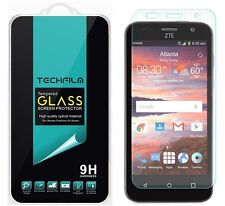 TechFilm® Tempered Glass Screen Protector Saver Shield For ZTE Maven