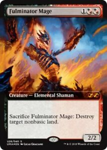 Fulminator-Mage-Foil-x1-Magic-the-Gathering-1x-Ultimate-Masters-Box-Toppers-mt