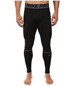 Nike Pro Hyperwarm Men`s Training Running Gym Tights 917276 010 ... 11a7c9674118b