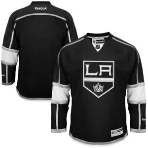 b42b866050c Image is loading LOS-ANGELES-KINGS-Reebok-Premier-Officially-Licensed-NHL-