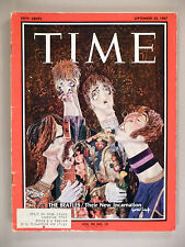 Time Magazine - September 22, 1967 -- The Beatles cover/article