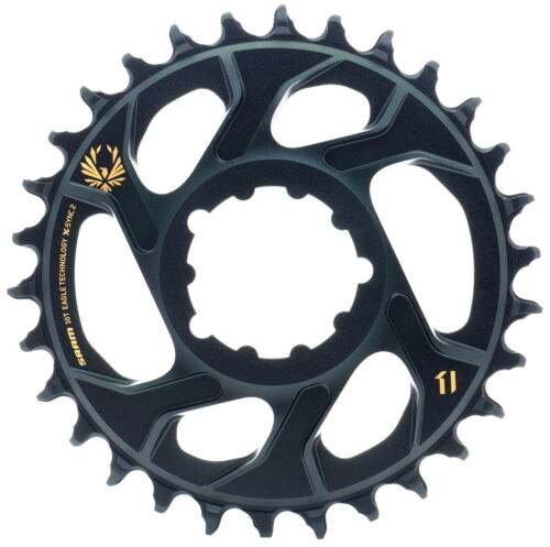 Sram X-SYNC 2 Eagle XX1 X01 12 speed Direct Mount 30T Chainring 6mm Offset Gold