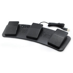 3-Way-USB-Foot-Control-Action-Switch-Pedal-Free-Driver-HID-for-PC-Keyboard-Game