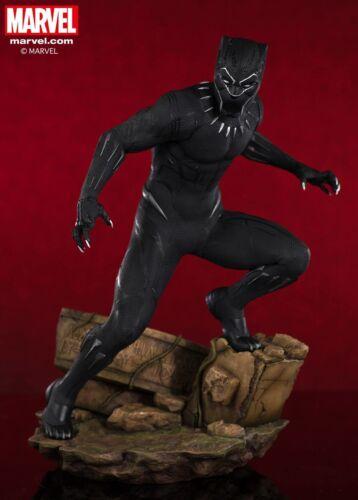 Black Panther Film ArtFX Statue par Kotobukiya Panthère Noire