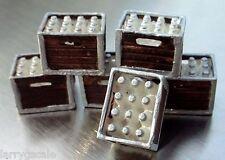 Milk Crate Miniatures 1/24 Scale G Scale Diorama Accessory Items