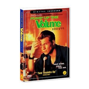 Pump-Up-The-Volume-1990-DVD-Sealed-Christian-Slater-BRAND-NEW